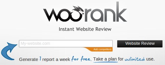 WooRank How To Analyze A Website For SEO