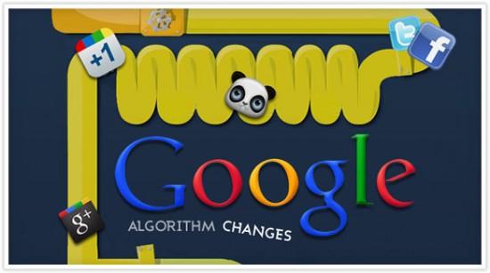 google-algorithm-changes