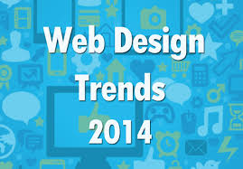 web design trends Top 10 Web Design Trends For 2014