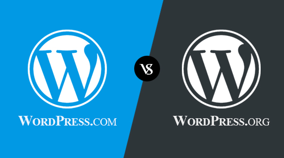 Hosted WordPress Vs Self Hosted WordPress