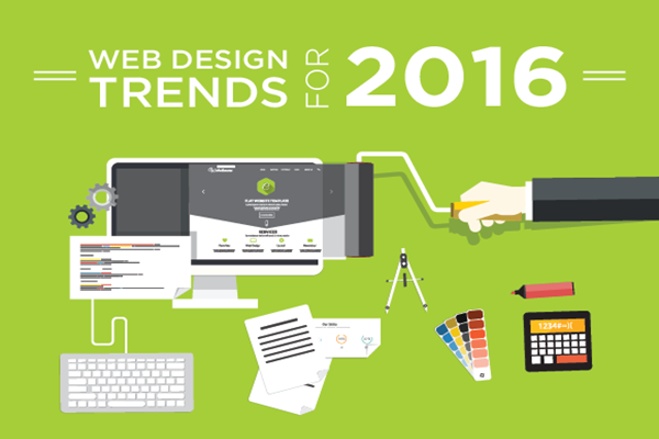 best design blogs 2016 the web designing trends of 2016 10457