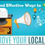Smart And Effective Ways To Improve Local SEO