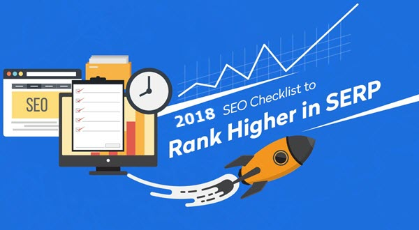 2018 SEO Checklist To Rank High In Search Engines